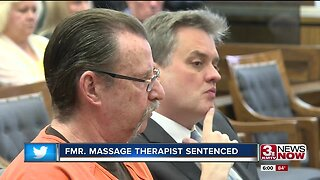 Former massage therapist sentenced