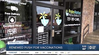 Palm Harbor Pharmacy prepares for renewed COVID-19 vaccine demand as delta variant spreads