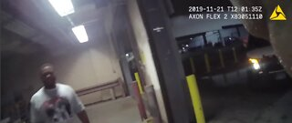 Police release new video of shooting at McCarran Airport