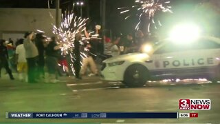 Officers, citizen injured during weekend protests