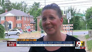 Why some Pleasant Ridge residents want this road blocked permanently