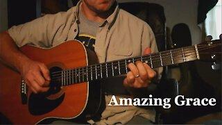 Amazing Grace - Guitar