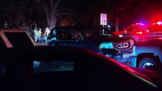 Teens injured after being hit by SUV