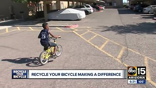 Recycle your Bicycle