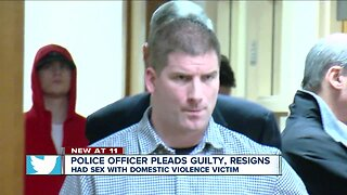 West Seneca police officer admits sexual misconduct, resigns