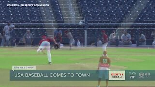 Team USA baseball gearing up for Olympic qualifier