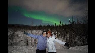 Aurora Chasing Tour in Fairbanks, Alaska