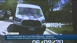 Warren police handing off Amazon driver arrest investigation