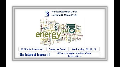 Corstet: The Future Of Energy #1 - Attack On Hydrocarbon Fuels Intensifies