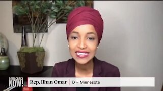 Ilhan Omar Continues To Support Abolishing Minn. Police