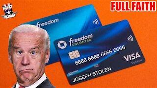 Joe Biden Blasts GOP Over Debt Limit From Fake Whitehouse Set