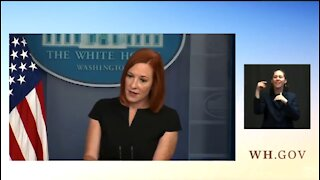 Psaki: WH Won't Get Involved In Selling Of Hunter's Artwork