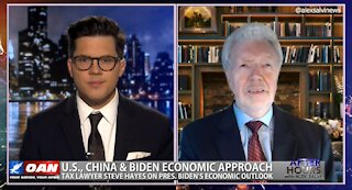 After Hours - OANN China & Biden with Steve Hayes