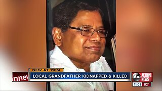 Community mourns grandfather found dead after armed robbery, carjacking