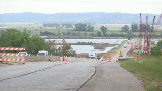Rising river levels could effect Applejack visitors