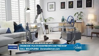 Zerorez-The Only No-Residue Carpet Cleaning Company