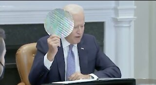 Biden: 'These Chips ... Are Infrastructure'