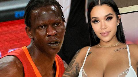 Nuggets' Bol Bol Dating Super Hot IG Model Mulan Hernandez Despite Only Averaging 3 Points A Game