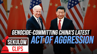 Biden Ignores Genocide-Committing China As Country Grows MORE Aggressive