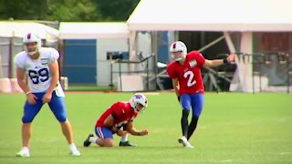From walk-on to NFL starter, Tyler Bass ready to make Bills debut