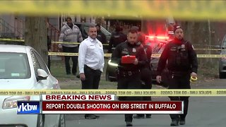 Police: one dead after double shooting in Buffalo