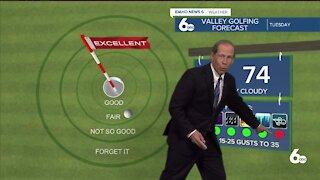 Scott Dorval's Idaho News 6 Forecast - Monday 5/17/21