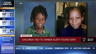 Two missing Jacksonville siblings found safe