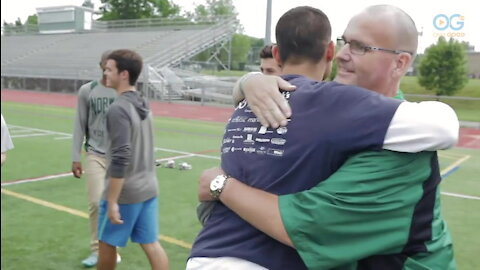 Bald & Beautiful: Students Support Coach & Pediatric Cancer
