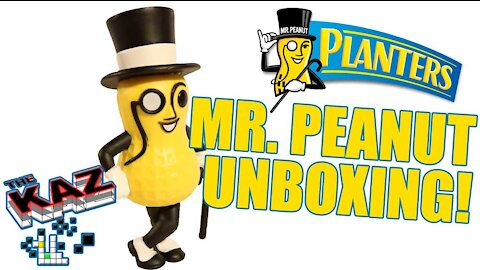 Planters' Mr Peanut Funko Pop Unboxing