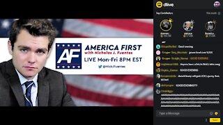 Joe Biden Inaugurated President | Nick Fuentes America First