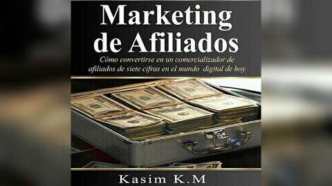 Marketing de afiliados: como convertirse en un comercializador de afiliados (audio libro)