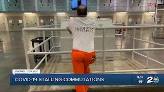 COVID-19 stalling commutations