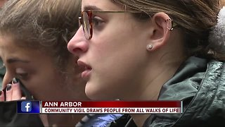 Vigils held across southeast Michigan mourning Pittsburg shooting victims