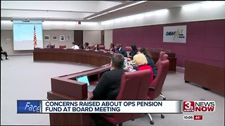 OPS addresses pension concerns, names new school at board meeting