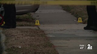 Two men injured after shooting outside of Essex apartment complex