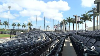 Spring training games start Sunday in Palm Beach County