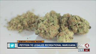 Push to legalize recreational marijuana