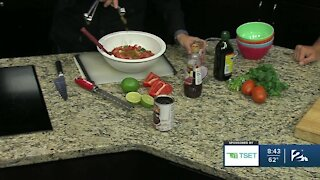 Shape Your Future Healthy Kitchen: Mango Black Bean Salsa