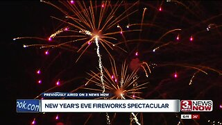 New Year's Eve Fireworks Spectacular