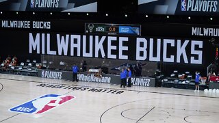 NBA postpones playoff games amid player protests