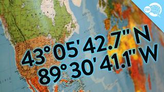BrainStuff: How Do GPS Coordinates Work?