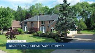 Region's housing market is booming despite COVID-19