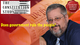 250 - Does government rule the people?