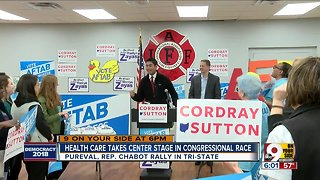 Health care takes center stage in race for Congress