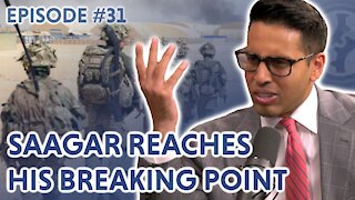 Saagar Reaches His Breaking Point (feat. Saagar Enjeti)