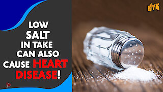 What really happens to your body when you restrict salt too much?