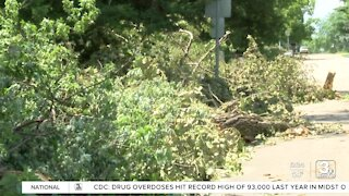 Thousands still without power after six days