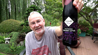 Raspberry Tough Love - Crux Fermentation Project - Beer Review 669
