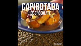 Chocolate Capirotada