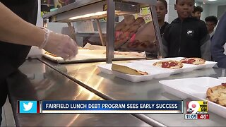 Fundraiser helps organization fund free school lunches